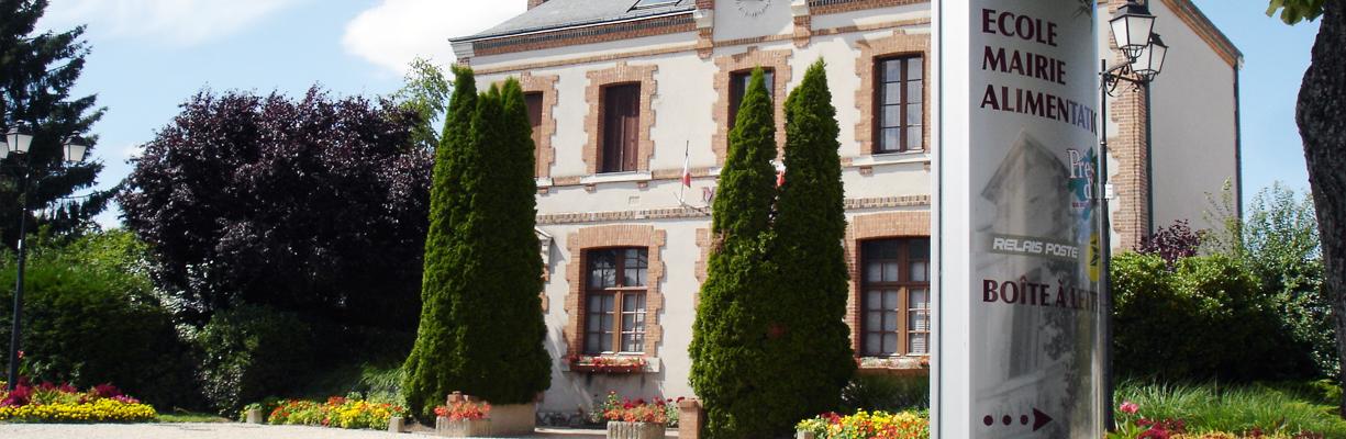Montrieux en Sologne