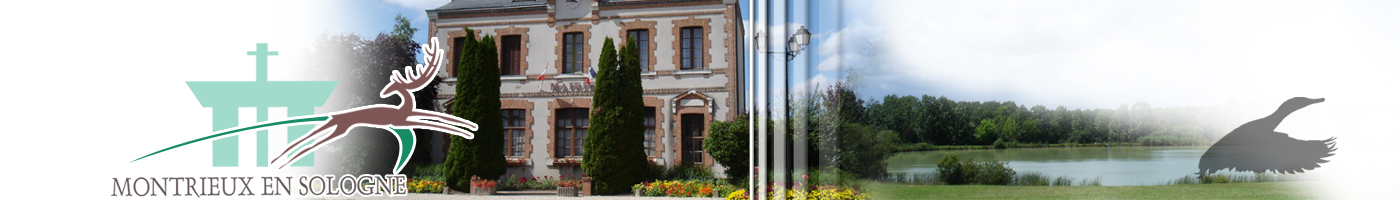 Montrieux en Sologne - Site officiel de la commune